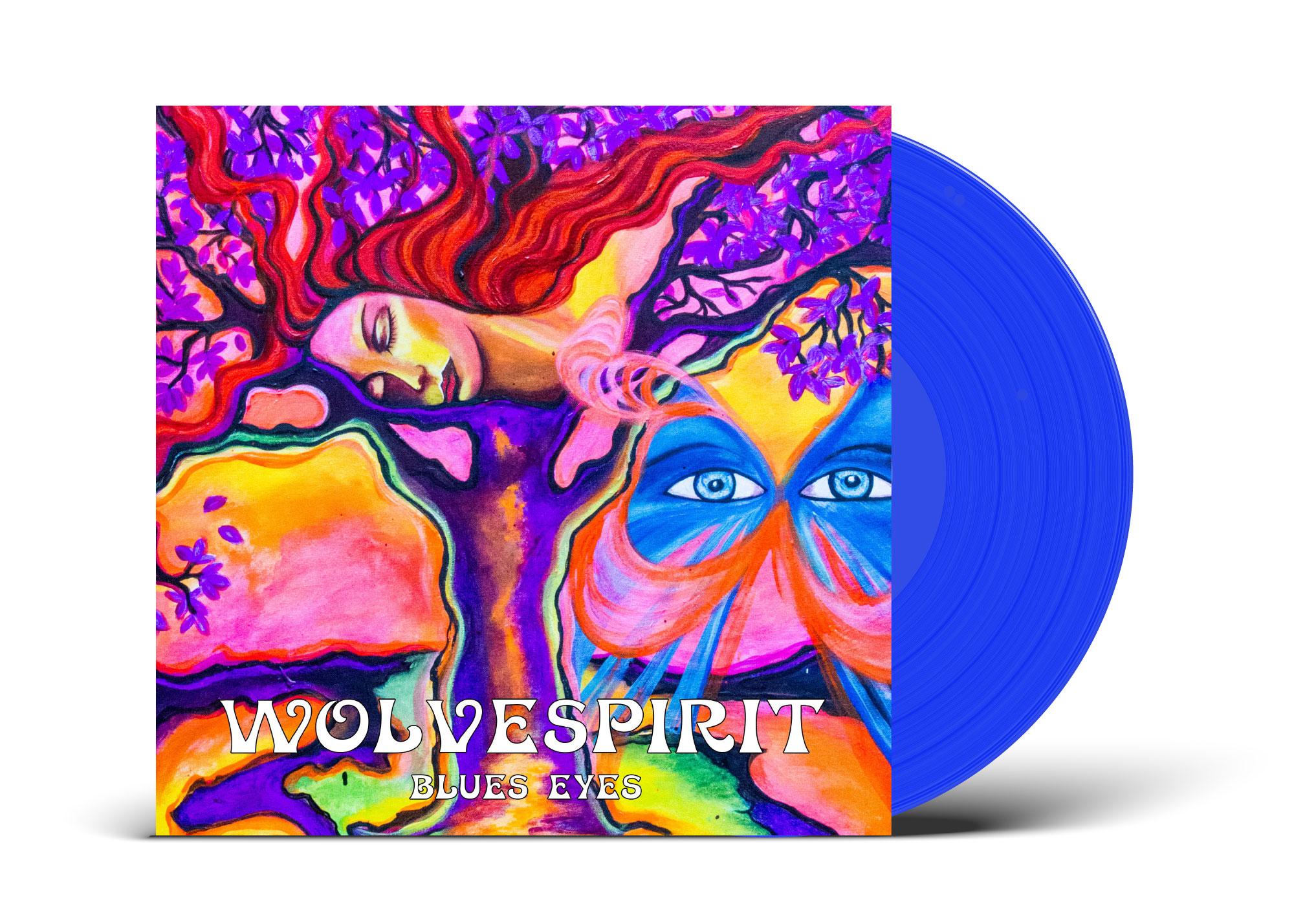 Blue Eyes (Blue Vinyl)