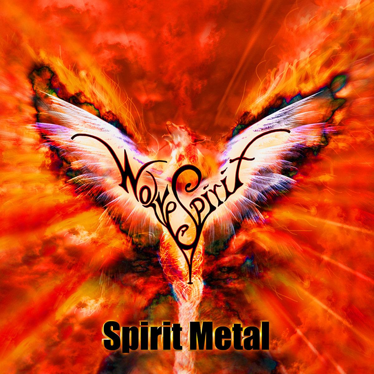 WolveSpirit - Spirit Metal - CD
